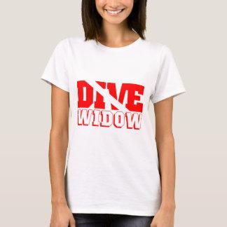 Scuba Diving Widow T-Shirt