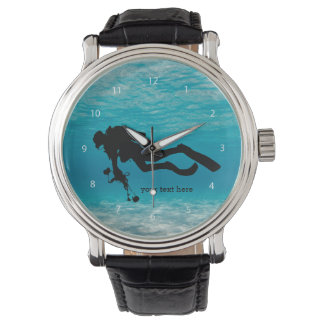 Scuba Diving Wrist Watches