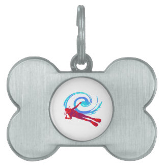 Scuba Dreams Pet Tag