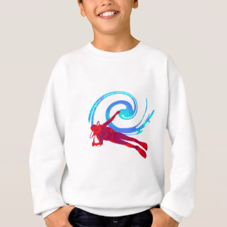 Scuba Dreams Sweatshirt