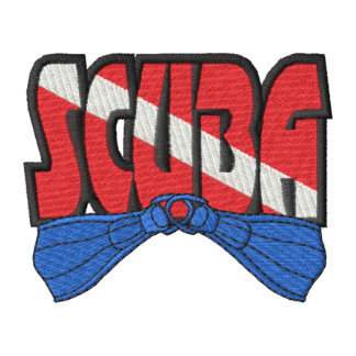 Scuba Logo Embroidered Jacket