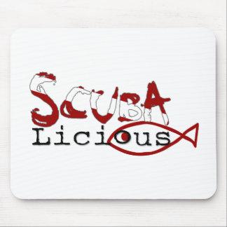ScubaLicious Mouse Pad