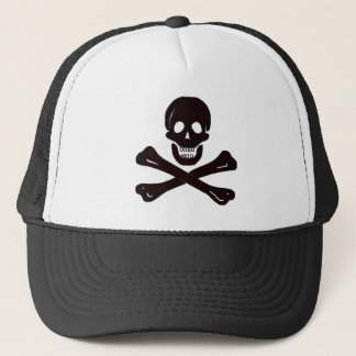 Scull and Bones Hat