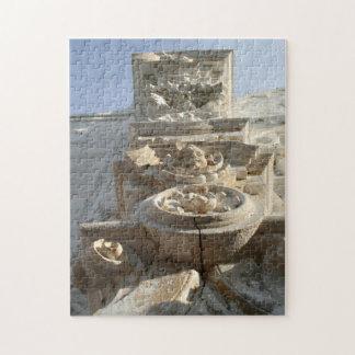 Sculpture Church in Miami Beach Jigsaw Puzzle