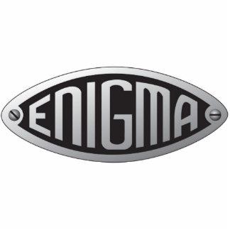 Sculpture Enigma logo Photo Cutout