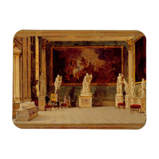 Sculpture Gallery at the Pitti Palace, Florence (o Rectangle Magnets