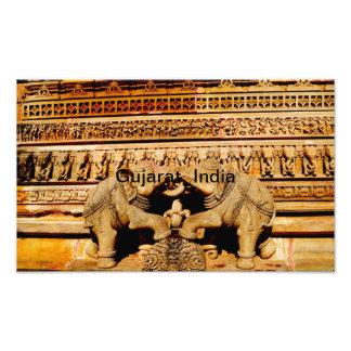 Sculpture, Gujarat, India Photo