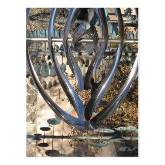 Sculpture in Sedona, Arizona Postcard