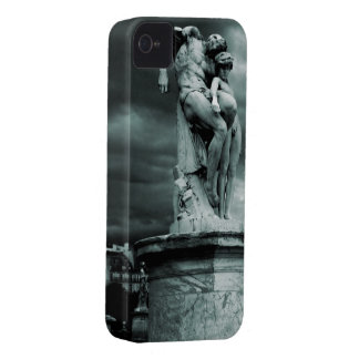 Scultopr of Spartacus iPhone Case