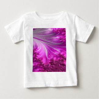 scurfy obsidian fractal 2 baby T-Shirt
