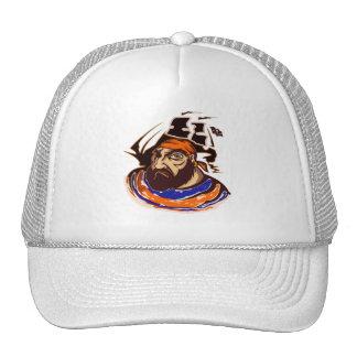 Scurvy Pirate Cap