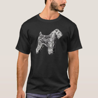 SCWT Soft Coated Wheaten Terrier T-Shirt