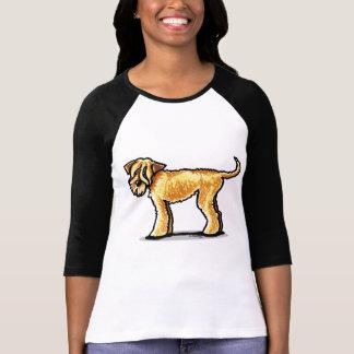 SCWT Wheaten Terrier Full Figured T-Shirt