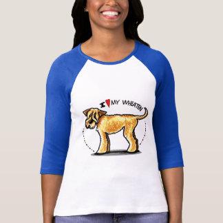 SCWT Wheaten Terrier Lover T-Shirt