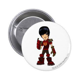 Se�orMalo Moltara Staff Player 6 Cm Round Badge