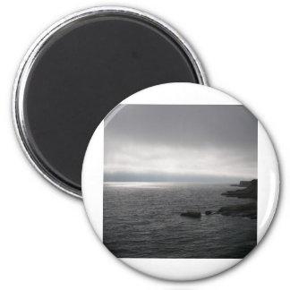 Sea 6 Cm Round Magnet