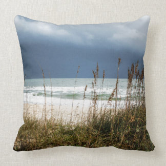 Sea after Storm Cushion