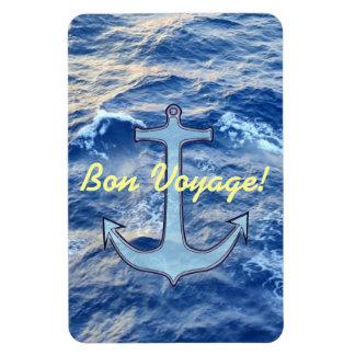 Sea Anchor Bon Voyage Magnet
