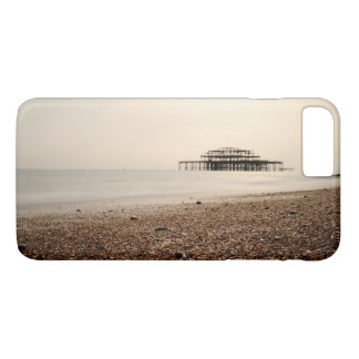 Sea at Brighton Beach iPhone 7 Plus Case