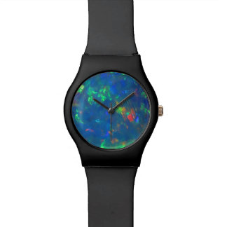 Sea Blue Jupiter Opal Dial Wrist Watches