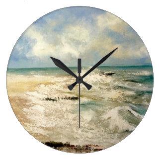 Sea Breeze Clock