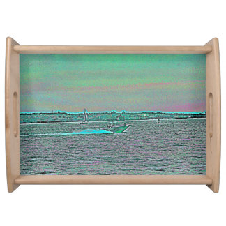 Sea Breeze Serving Tray