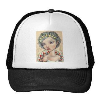 Sea Bride Mesh Hats