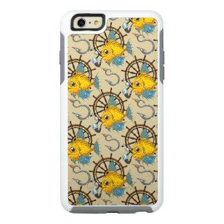 Sea Captain Fish Pattern OtterBox iPhone 6/6s Plus Case