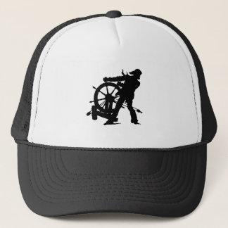 Sea Captain Trucker Hat