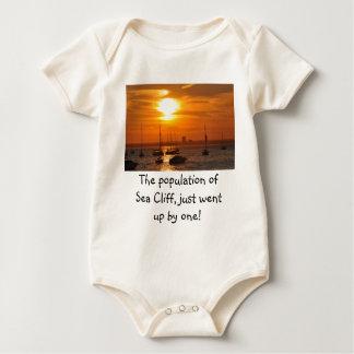 Sea Cliff NY Baby Bodysuit