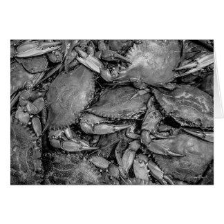 """""""Sea Crabs"""" Greeting Card"""