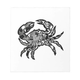 Sea Crawl Notepad