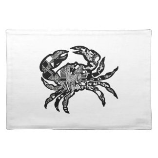Sea Crawl Placemat
