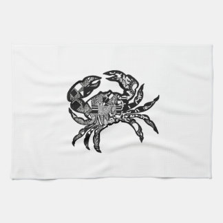 Sea Crawl Tea Towel