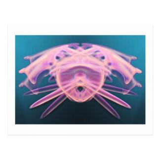 Sea Creature 2 Postcard