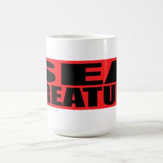 Sea Creature Basic White Mug