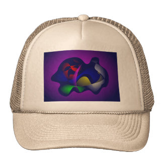 Sea Creature Trucker Hat