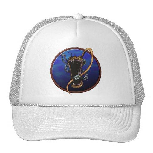Sea Demon Mesh Hat