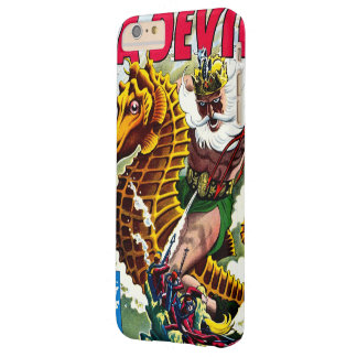 Sea Devil Seahorse Barely There iPhone 6 Plus Case
