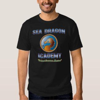 Sea Dragon Academy (dark) Tee Shirt