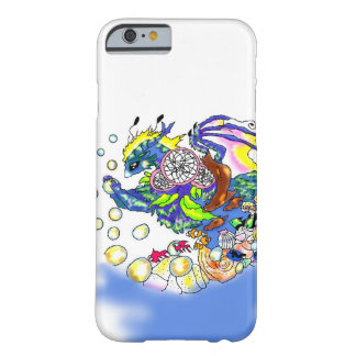 Sea Dream Dragon Iphone case