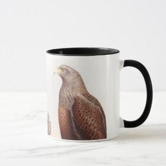 Sea Eagle John Gould Birds of Great Britain Nature Mug
