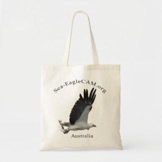 Sea-Eagle w/Fish Tote Bag