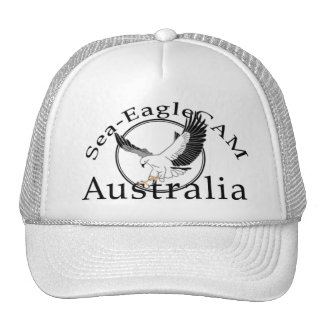 Sea-EagleCAM Logo Hat 1