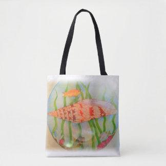 Sea Escape two Tote Bag