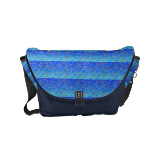Sea Fantasy by The Happy Juul Company Courier Bag