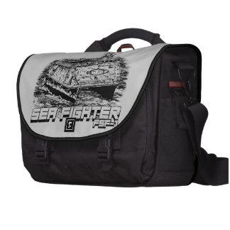 Sea Fighter Laptop Messenger Bag
