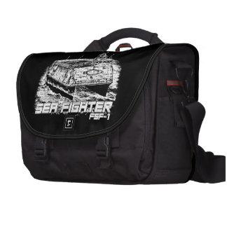 Sea Fighter Rickshaw Commuter Laptop Bag