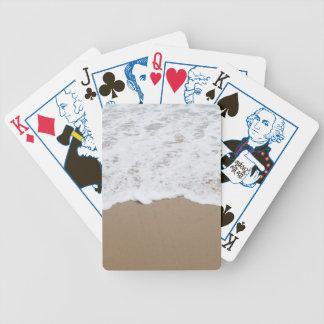 Sea foam, Ocean Waves Bicycle Playing Cards
