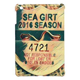 Sea Girt Beach Badge Cover For The iPad Mini